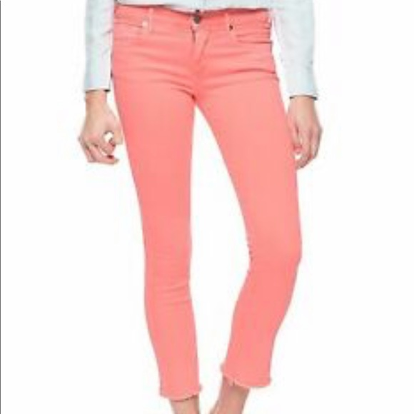8df850709 Womens True Religion cropped jeans. NWT